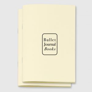 Journal Avorio Books Chiusi 13x21