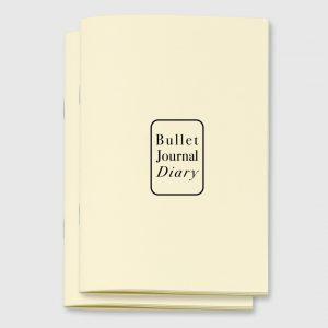 Journal Avorio Diary Chiusi 13x21