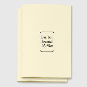 Journal Avorio Myplan Chiusi 13x21