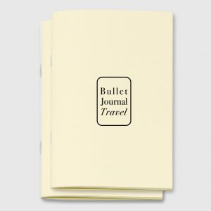 Journal Avorio Travel Chiusi 13x21
