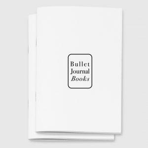 Journal Bianco Books 13x21
