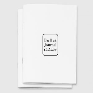 Journal Bianco Colours 13x21