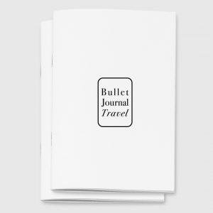 Journal Bianco Travel 13x21